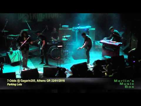 7-Odds - (complete show) @Gagarin205, Athens 22/01/2016