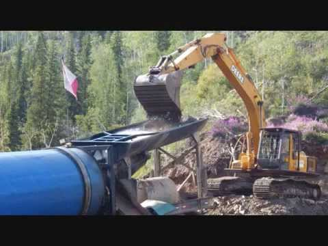 2014 Yukon Gold Mining - Kate & Kyle's 'The Good, The Bad & The Ugly'