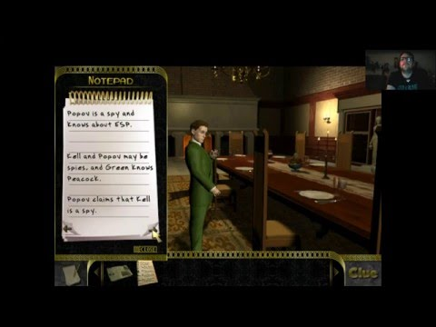Childhood Gaming: Clue Chronicles Fatal Illusion (Completed)