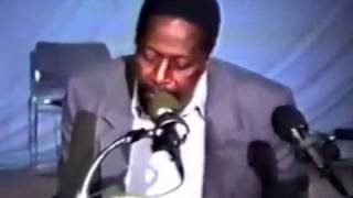 Amos Wilson - Breaks Down White Criminality