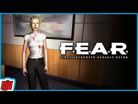 F.E.A.R. Part 6 | PC Horror FPS Game | Gameplay Walkthrough