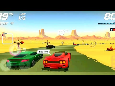 Horizon Chase World Tour   Death Valley (Bonus Race) - Android GamePlay [HD]