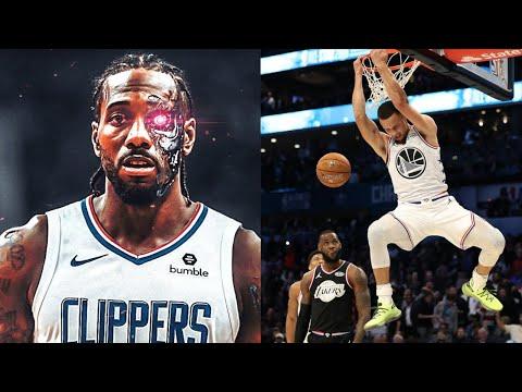 NBA 'Glitched' MOMENTS