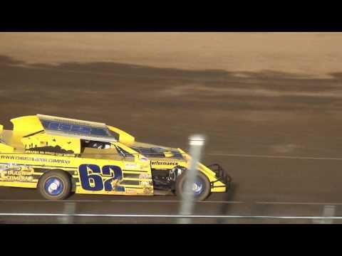 IMCA Sport Mod Heats Independence Motor Speedway 7/29/17