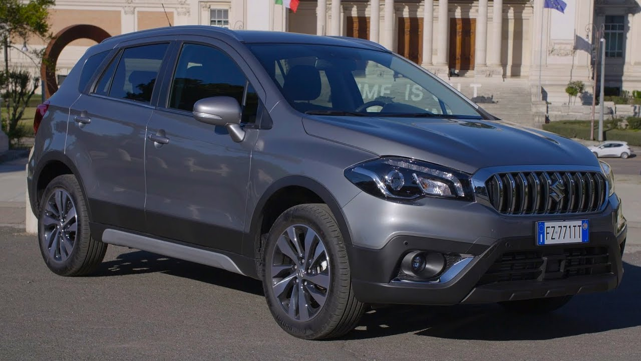 Exterior and Interior 2020 Suzuki Sx4