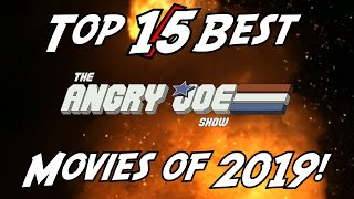 Top 15 BEST Movies of 2019!