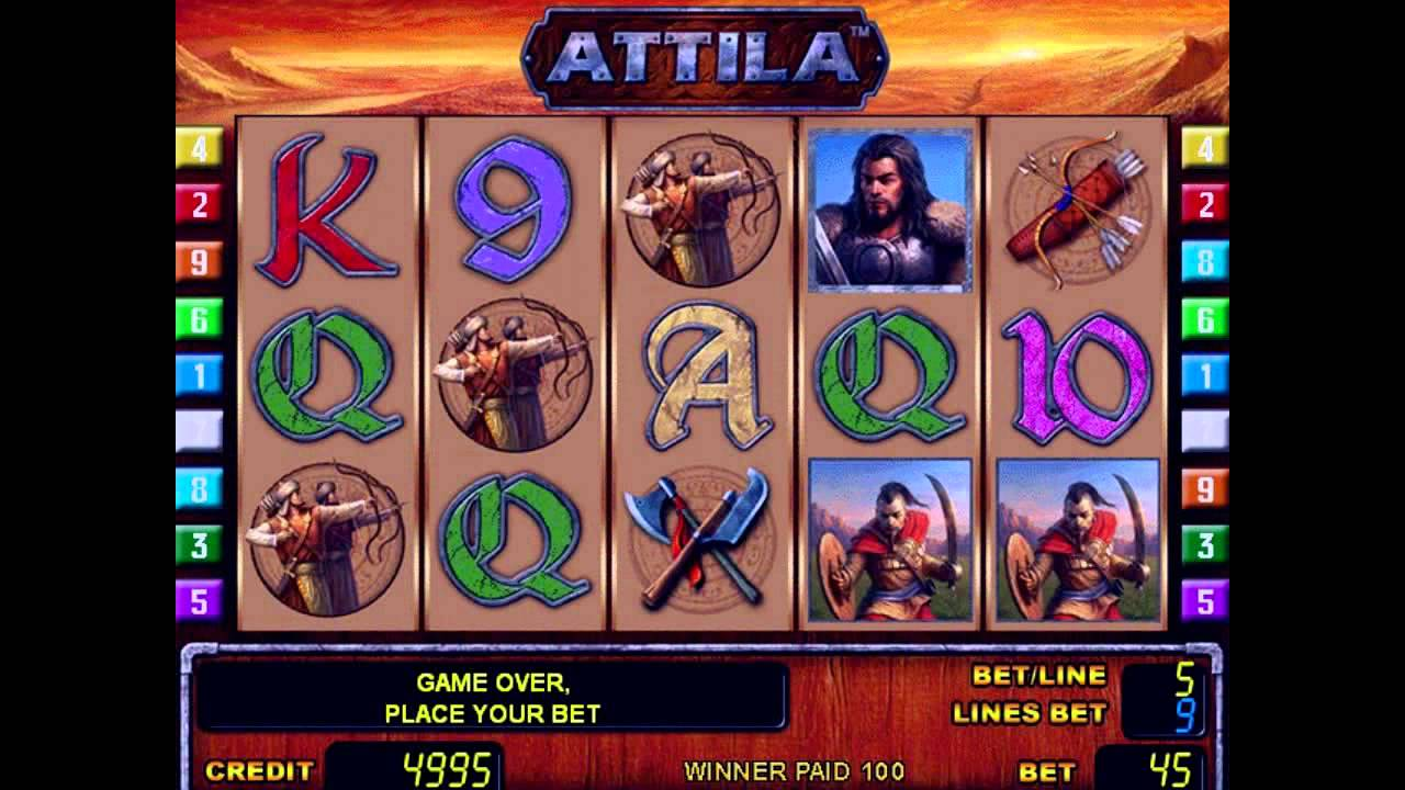 casino online games slots book of ra