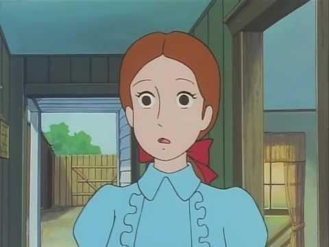 トム・ソーヤーの冒険 12話「ベッキー・サッチャー怒る」