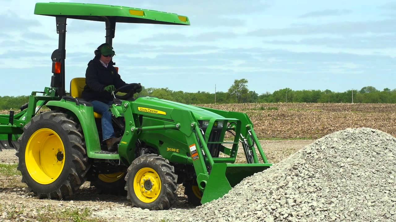 How to Fill And Level A Low Spot With Gravel » LandPro Equipment