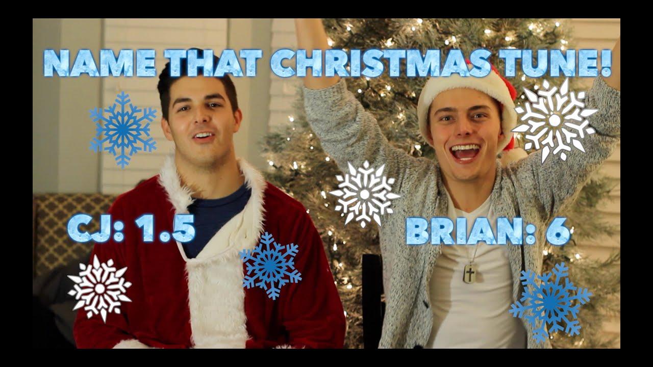 Name That Tune: NAME THAT CHRISTMAS TUNE!