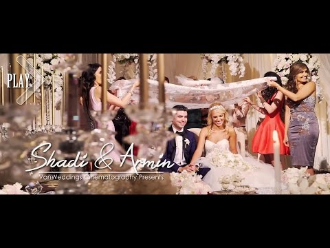 THE BEST Luxury Persian Wedding Washington DC // VanWeddings
