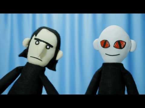 Potter Puppet Pals: Mustache Buddies