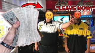 Game | ARRESTED for WINNING CASH at MONEY KEY MASTER ARCADE GAME!! JOYSTICK | ARRESTED for WINNING CASH at MONEY KEY MASTER ARCADE GAME!! JOYSTICK