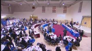 MTA Dinner with Huzoor -  2010 - Part 4