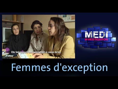 Medi Investigation : Kheira, une amazone des temps modernes / Viol conjugal: secrets d'alcôve