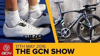 Wiggins Sock Controversy + NEW Tech! | The GCN Show Ep. 175