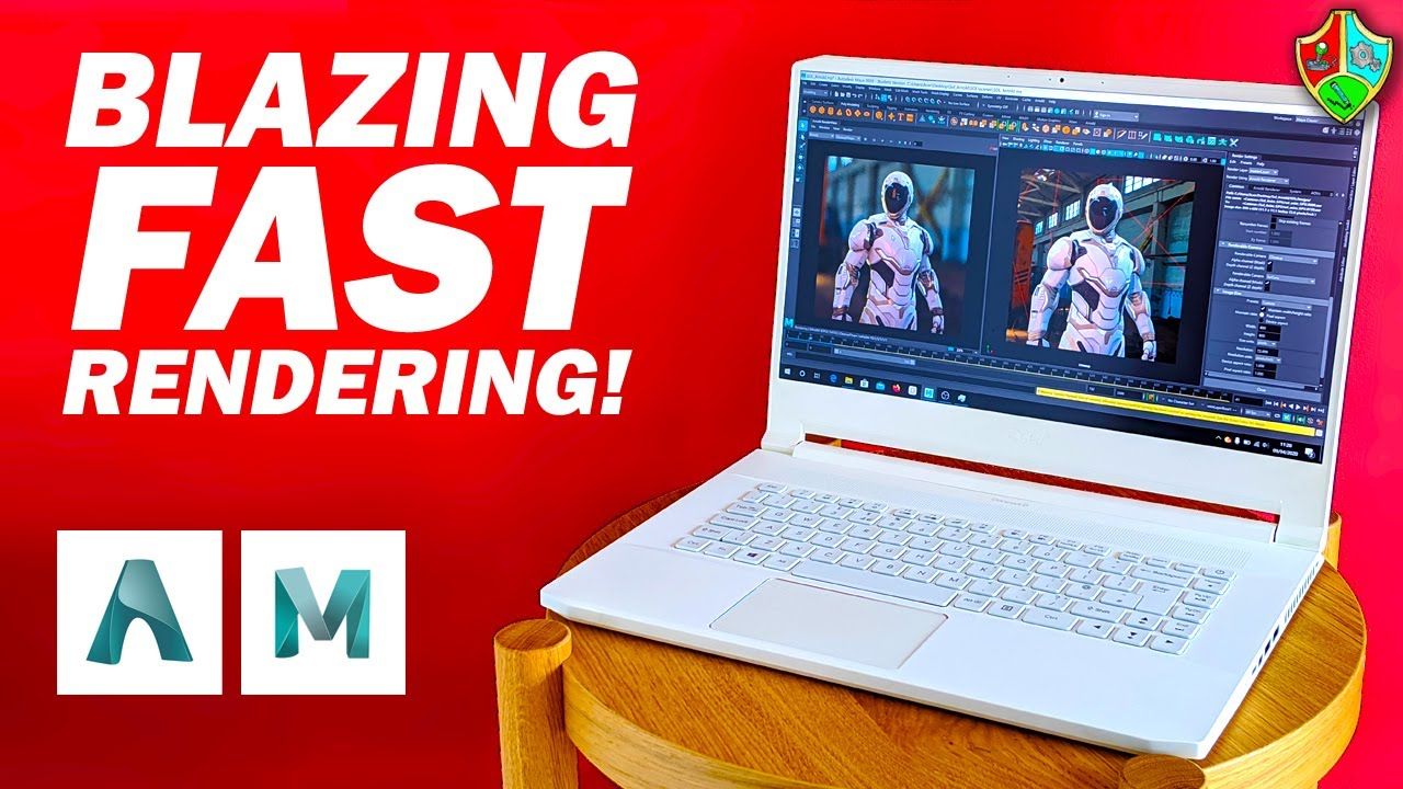 How to Render Up to 90 Times Faster With Arnold in Maya!