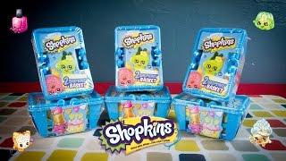 SHOPKINS 6 Shopkins Blind Baskets 2-in-1 - Kinder Playtime