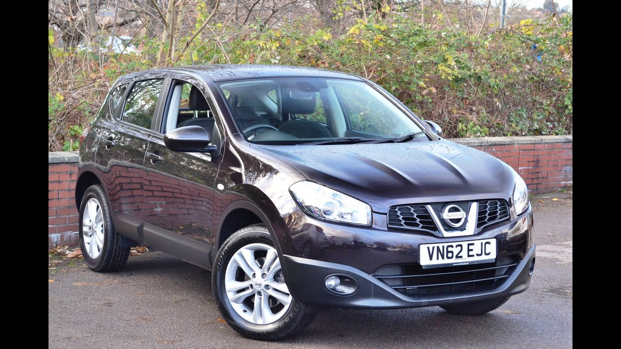 Wessex garages used nissan qashqai acenta at pennywell for Garage nissan qashqai