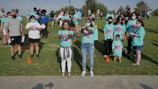 3rd Annual Running with the Angels 5k Run Walk 2020