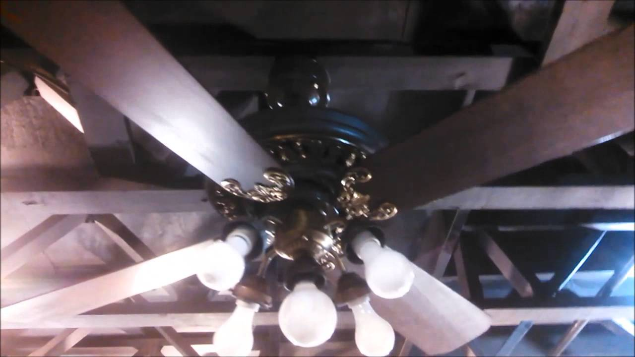 Sears Ceiling Fan Installation Two Birds Home Wiring Diagram Roebuck Installing Emerson And Lasko Fans In 12 Wings Lower Level Part I Adding Light