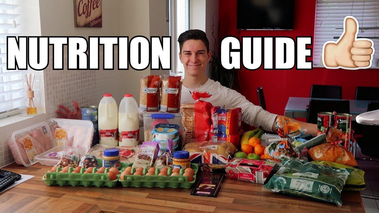How To Start Calisthenics: NUTRITION 🍽️