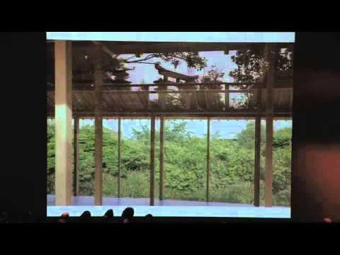 """Kazuyo Sejima and Ryue Nishizawa, """"Architecture is Environment"""""""