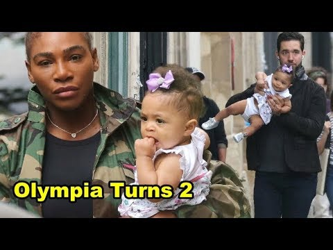 Olympia Turns 2! Serena Williams Calls Daughter 'My Greatest Accomplishment' in Family Photo