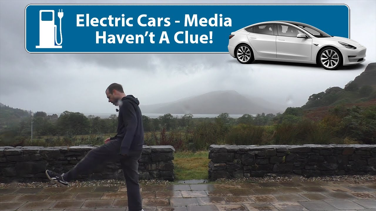 Charging An Electric Car - Media Just Haven't A Clue!