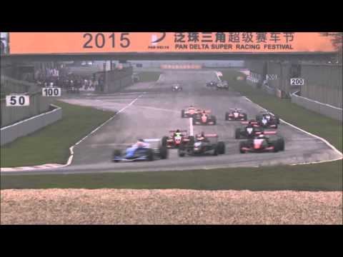Asia Formula Renault-TV- Round One-21 March, 2015