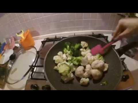 Ricetta broccoli in padella | cucinare.it