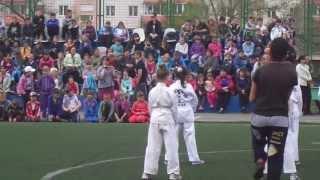 Спортивный праздник МБОУ СОШ№79 17 мая 2013 год
