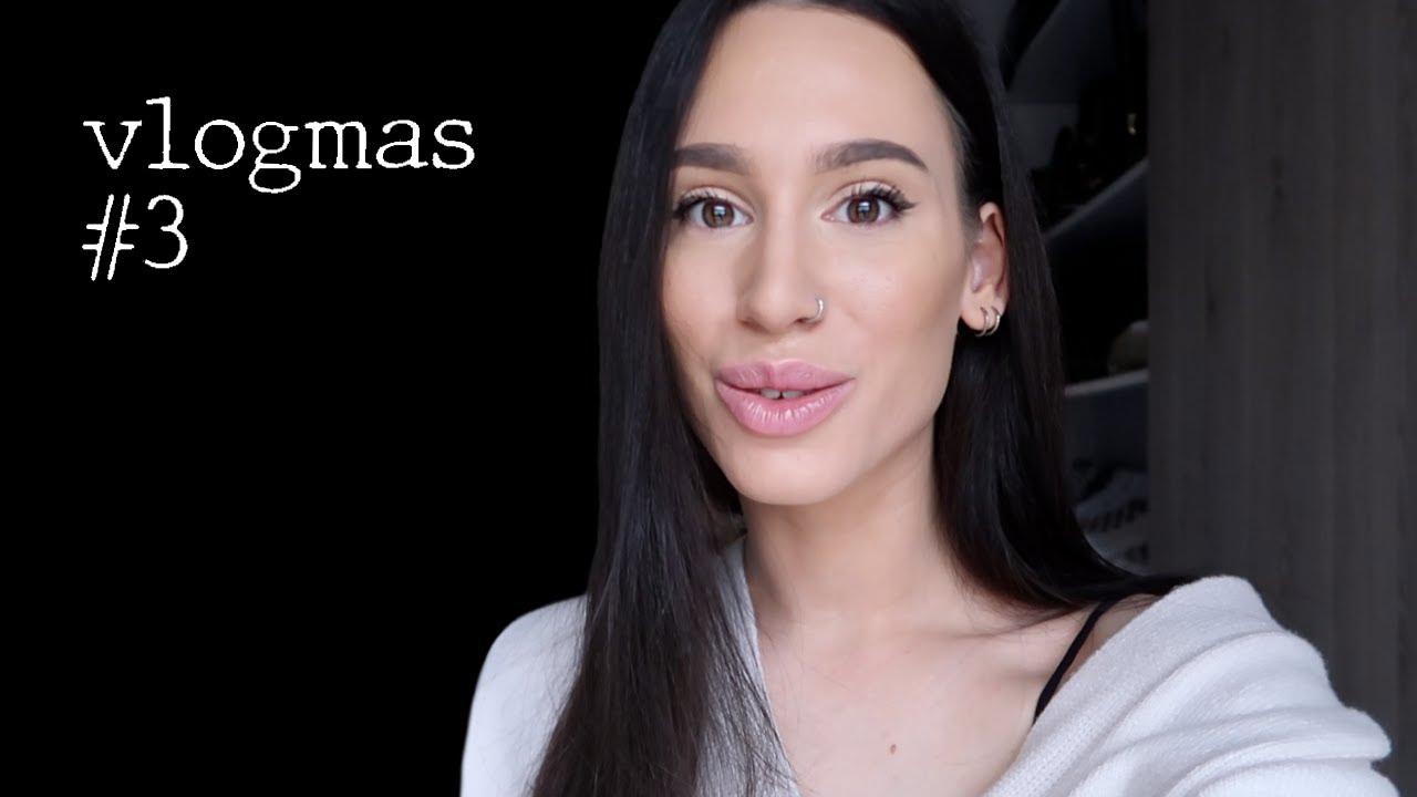 VLOGMAS 2020 #3   Tamara Lukovics