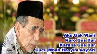Download Video KH Maimun Zubair Tidak Berani Membenci Gus Dur | Kisah Ulama' NU MP3 3GP MP4