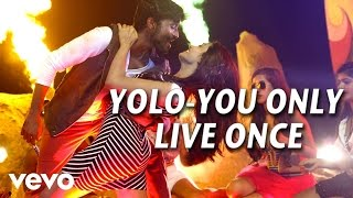 Anekudu - Yolo-You Only Live Once Video | Dhanush | Harris