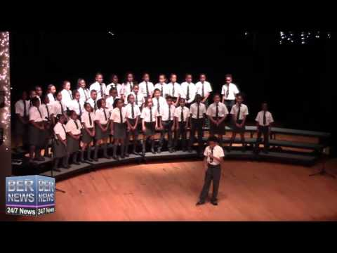 West Pembroke At Choir Competition, February 13 2016