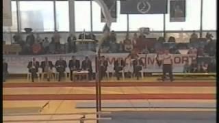 Horizontal bars - Dmitriy Gogotov (Voronin Cup 2012)