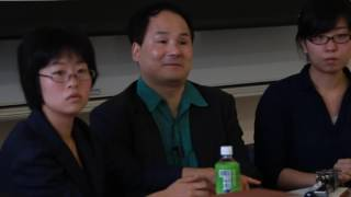 ROCKET プロジェクト/Top Runner Talk #8 福島智