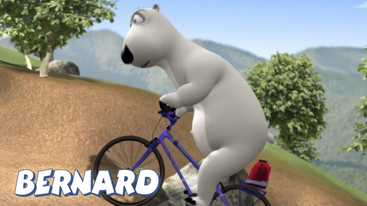 Download Bernard Bear   Mountain Biking AND MORE   Cartoons for Children