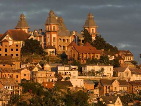 Antananarivo ,City of a Thousand, also known as Tana, is the capital of Madagascar.