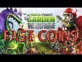 Plants VS Zombies Garden Warfare How To Get Lots Of Coins Fast Strategy Tip mp3