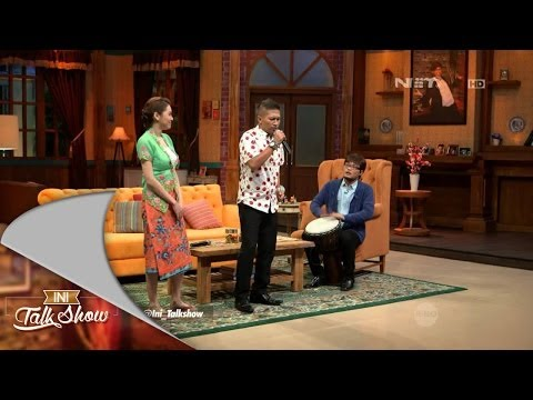 Ini Talk Show - Junk Food Part 1/4 - Mang Saswi nyanyi sama Maya Septha
