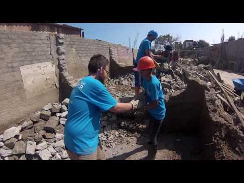 All Hands Volunteers - Peru Flood Response