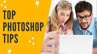 PHOTOSHOP TIPS AND TRICKS 2019: Photoshop Tips and Tricks For Beginners- Beginner Photoshop Tutorial
