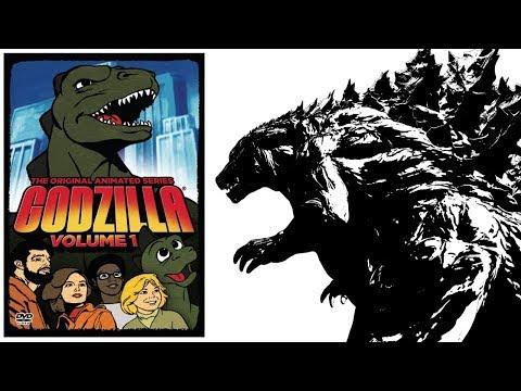 Godzilla in Animation: Hanna-Barbera Godzilla