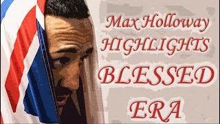 Max Holloway - Blessed Era (short film 2018 HD)