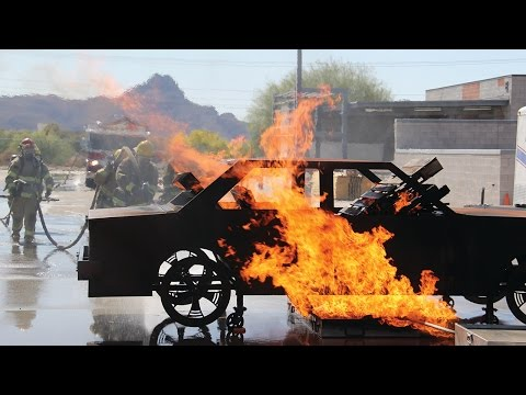 Fire Services at Pima County JTED