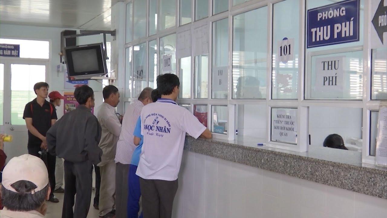 Khắc phục quá tải khám BHYT tại Bệnh viện Đa khoa Long Xuyên, An Giang
