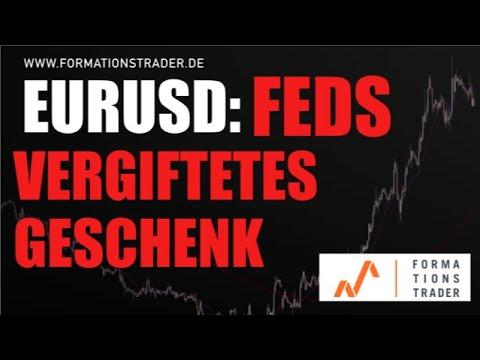 EURUSD: FEDs vergiftetes Geschenk