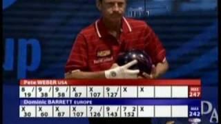 2009 Pete Weber vs Dominic Barrett
